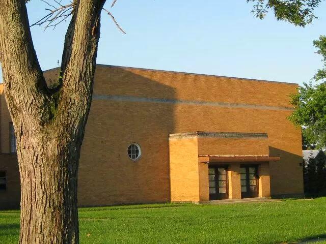 Verona Gym Building